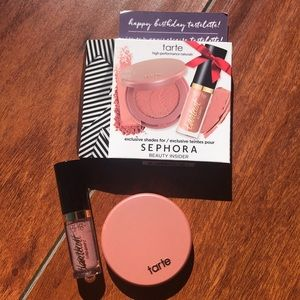 NEW Tarte by Sephora Blush & Lip Gloss